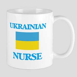 Ukrainian Nurse Mugs