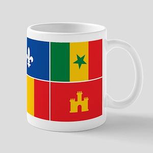 Creole Flag Mug