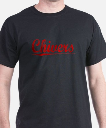 Chivers, Vintage Red T-Shirt