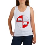 Blaiddwyn Populace Badge Women's Tank Top