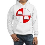 Blaiddwyn Populace Badge Hooded Sweatshirt