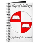Blaiddwyn Populace Badge Journal