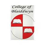 Blaiddwyn Populace Badge Rectangle Magnet