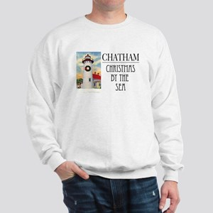 """Chatham Christmas By The Sea"" Sweatshirt"