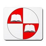 Blaiddwyn Populace Badge Mousepad
