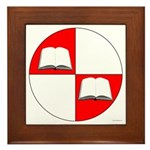 Blaiddwyn Populace Badge Framed Tile