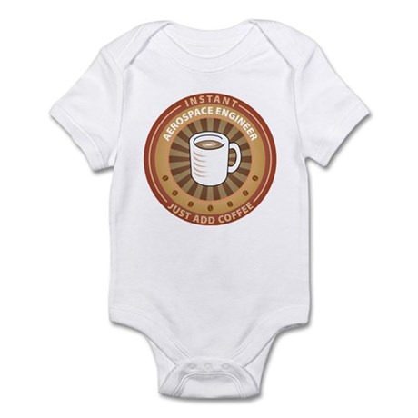 Instant Aerospace Engineer Infant Bodysuit