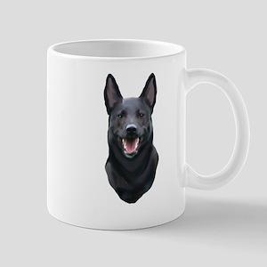 Dutch shepherd Portrait Mug