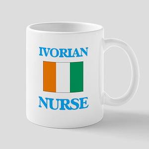 Ivorian Nurse Mugs