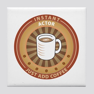 Instant Actor Tile Coaster