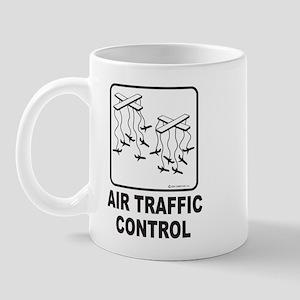 Air Traffic Control Mug
