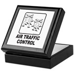 Air Traffic Control Keepsake Box