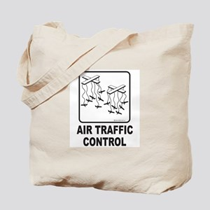Air Traffic Control Tote Bag