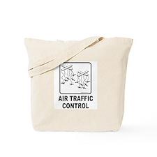 Air Traffic Control Tote Bag