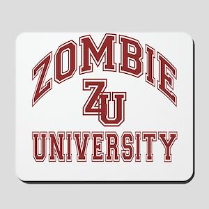 zombie u Mousepad