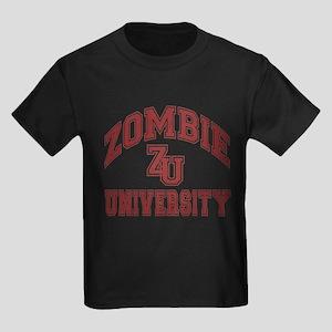 zombie u Kids Dark T-Shirt