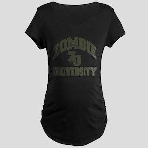 Zombies Maternity Dark T-Shirt