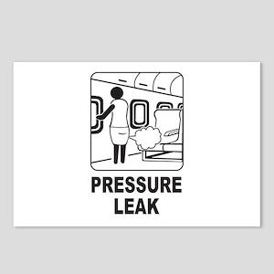 Pressure Leak Postcards (Package of 8)