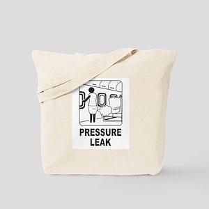 Pressure Leak Tote Bag