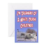 White Trash Christmas Cards
