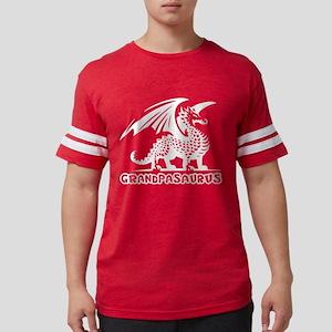 Grandpasaurus Stegosaurus Dinosaur Grandad T-Shirt