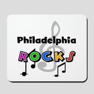 Philadelphia Rocks Mousepad