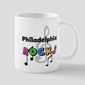 Philadelphia Rocks Mug