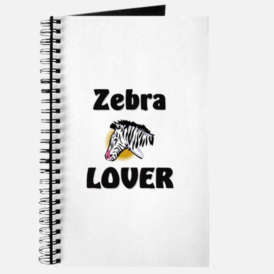 Zebra Lover Journal