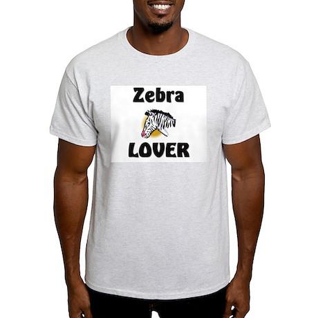 Zebra Lover Light T-Shirt