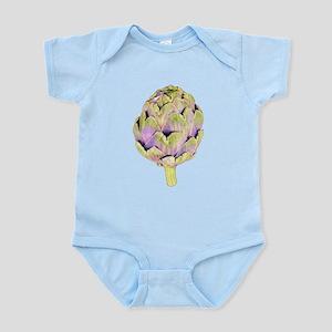 Purple Artichoke Infant Bodysuit