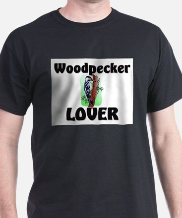 Woodpecker Lover T-Shirt