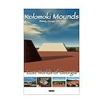 Kolomoki Mounds/Lost Worlds Mini Poster Print