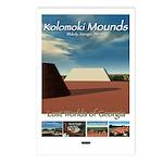 Kolomoki Mounds/Lost Worlds Postcards-Package of 8
