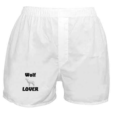 Wolf Lover Boxer Shorts