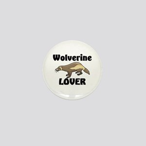 Wolverine Lover Mini Button
