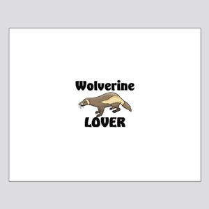 Wolverine Lover Small Poster