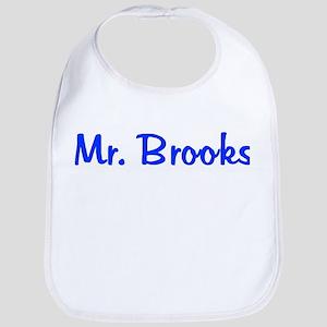 Mr. Brooks Bib