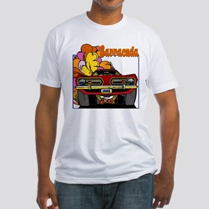 1968 Barracuda Fitted T-Shirt