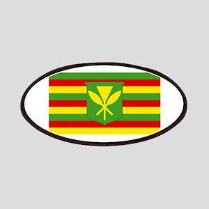 MAKE HAWAII GREAT AGAIN - Kanaka Maoli Flag Patch