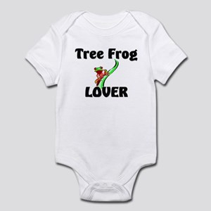 Tree Frog Lover Infant Bodysuit