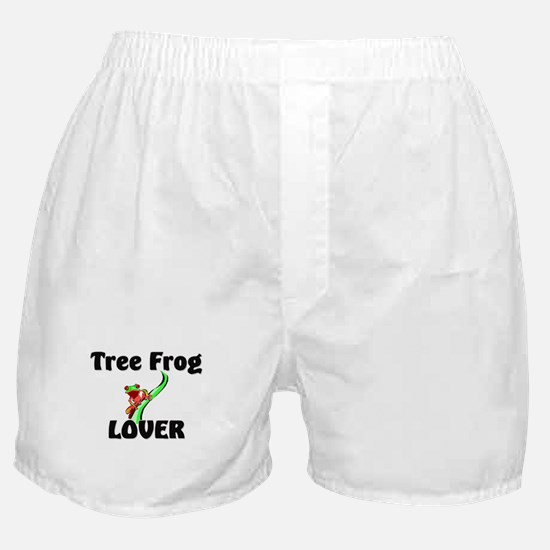 Tree Frog Lover Boxer Shorts