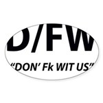 D/FW Sticker