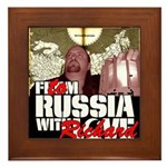 RUSSIA 2008: Totally self indulgent Framed Tile