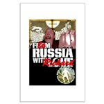 RUSSIA 2008: Large Poster of Gothboy