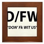 D/FW Framed Tile