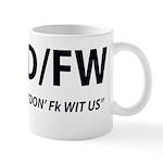 D/FW Mugs