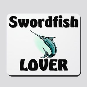 Swordfish Lover Mousepad