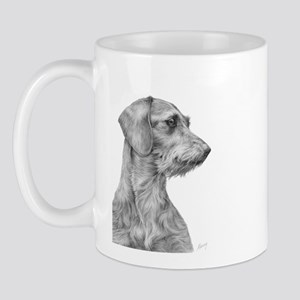 Wirehaired Dachshund 1 Mug