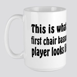 Bassoon Large Mug