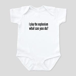 Euphonium Infant Bodysuit